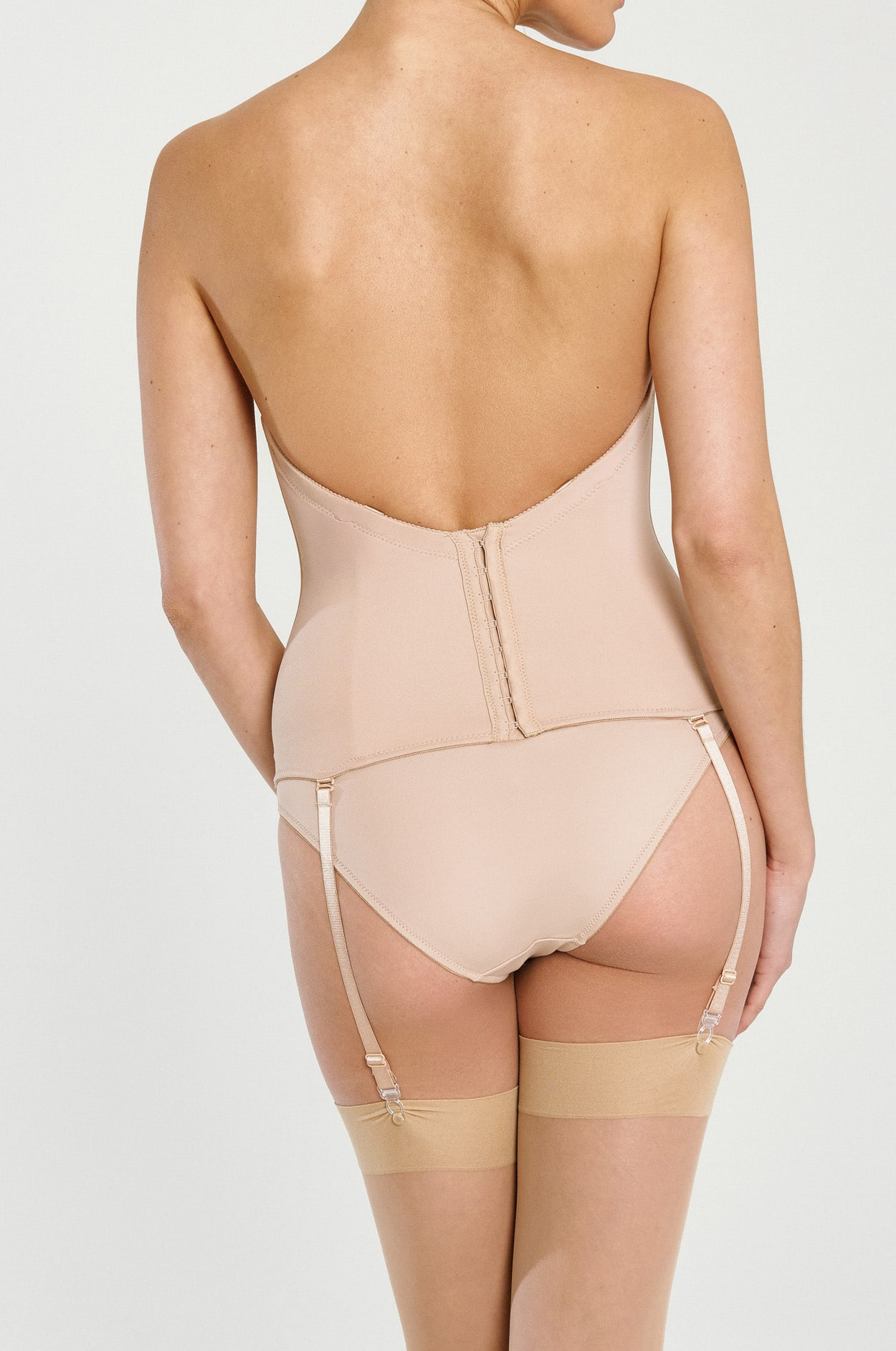 7ac8bbca34fc Home   Shop by Style   Bustiers   Seamless Low Back Bustier